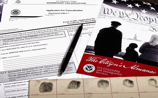 Become U.S. Citizen Through Parents in San Diego, CA
